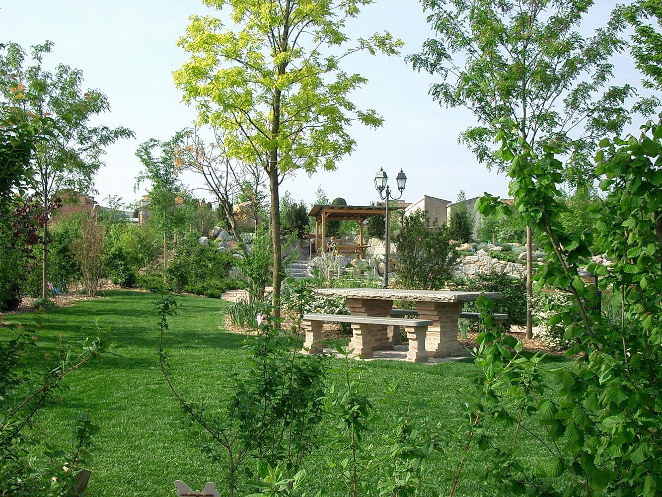 Il bosco il giardino degli angeli - Il giardino degli angeli ...