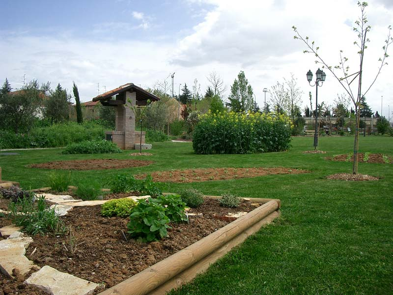 La campagna il giardino degli angeli - Giardino di campagna ...